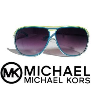 MICHAEL Michael Kors Accessories - Michael Kors Oversize Unisex Aviator Sunglasses